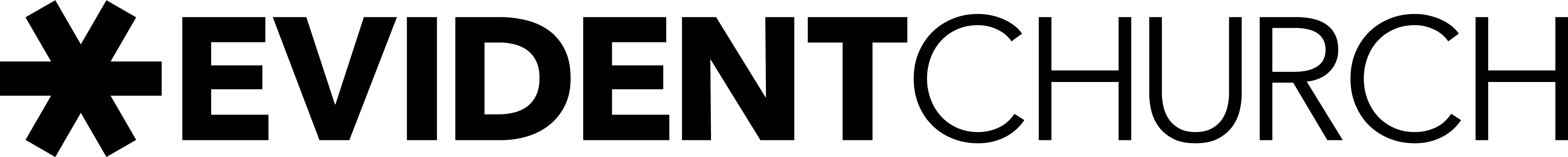 Evident Church Logo
